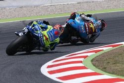 Scott Redding, Marc VDS Racing Honda e Maverick Viñales, Team Suzuki MotoGP
