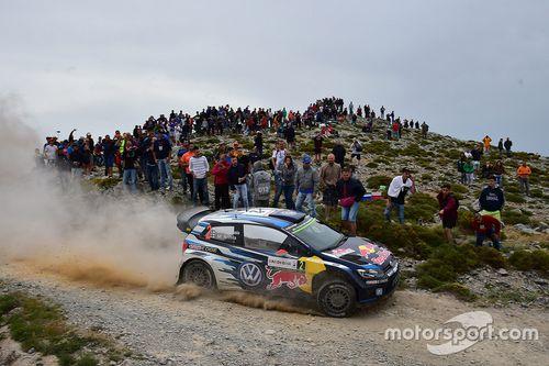 Rally Sardinië