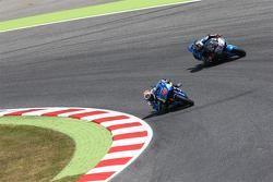 Maverick Viñales, Team Suzuki MotoGP e Scott Redding, Marc VDS Racing Honda