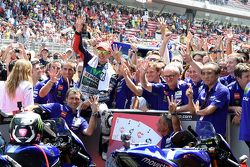 Vencedor Jorge Lorenzo, Yamaha Factory Racing
