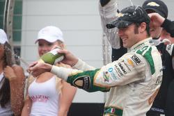 Podium: 2. Luca Filippi, CFH Racing, Chevrolet