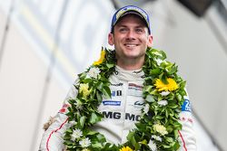LMP1 podium: ganadores Porsche Team: Nick Tandy