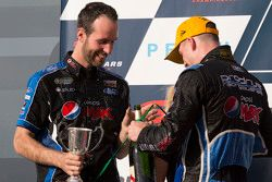 Jason Gray, engineer of Mark Winterbottom's Prodrive Racing Australia Falcon
