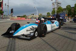 İki koltuklu IndyCar