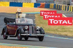 24 Stunden von Le Mans: Siegerpokal