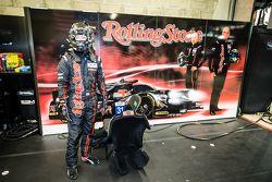 #31 Extreme Speed Motorsports Ligier JS P2: Jon Fogarty