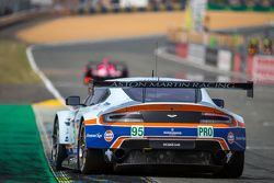 #95 Aston Martin Racing Aston Martin Vantage GTE : Marco Sorensen, Christoffer Nygaard, Nicki Thiim