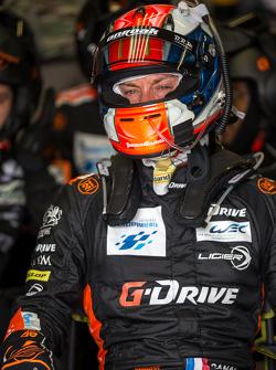 G-Drive Racing: Julien Canal