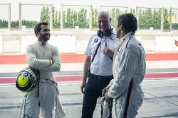 Alex Zanardi e Timo Glock, ROAL Motorsport