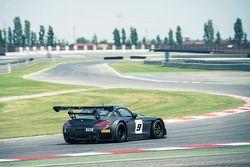 Timo Glock, Alex Zanardi und Bruno Spengler testen den BMW Z4 GT3 von ROAL Motorsport