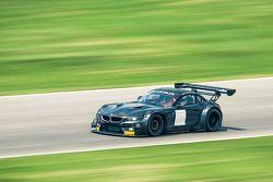 Timo Glock, Alex Zanardi, Bruno Spengler proban el BMW Z4 GT3 de Roal Motorsport
