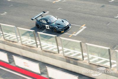 Roal Motorsport pruebas