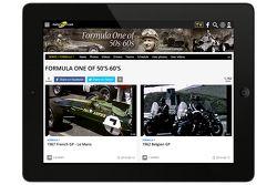 Motorsport.com - capture d'écran de Racefans.TV