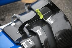 Honda aero kit detail
