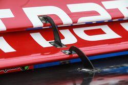 Detalhe do Kit aerodinâmico da Chevrolet