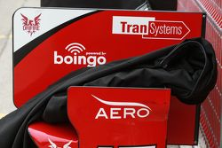 Honda aero kit detail