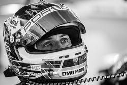 #19 Porsche Team Porsche 919 Hybrid: Nick Tandy