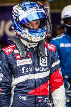 #37 SMP Racing BR01 : Anton Ladygin