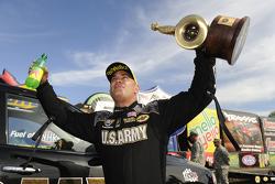 Top Fuel winnaar Tony Schumacher