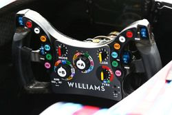 Volante de Williams FW37