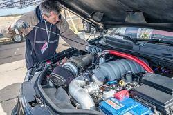 Техническая проверка машины