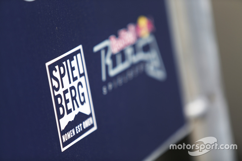 Spielberg: Logo des Red Bull Rings