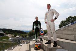 Stoffel Vandoorne, ART Grand Prix and Richie Stanaway, Status Grand Prix