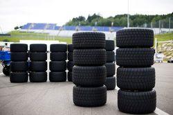 Neumáticos Pirelli GP3 para piso Seco