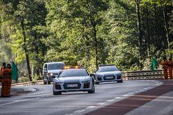 Les Safety Car ouvrent la piste