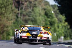 #50 Larbre Compétition Corvette C7.R : Paolo Ruberti, Gianluca Roda, Kristian Poulsen