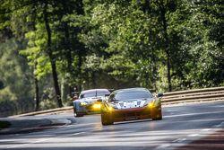 #55 AF Corse Ferrari 458 GTE : Duncan Cameron, Matt Griffin, Alexander Mortimer