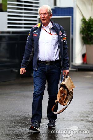 Dr Helmut Marko, asesor de Red Bull Motorsport