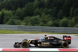 Jolyon Palmer, Lotus F1 E23 piloto de pruebas y reserva