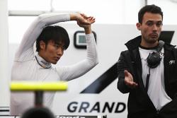 Нобухару Мацушита, ART Grand Prix
