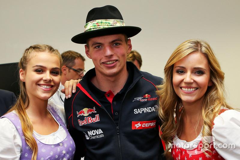 Гран При Австрии, 21 июня. Макс Ферстаппен