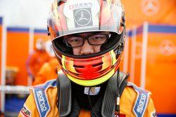 Kang Ling, Mücke Motorsport, Dallara F312 Mercedes-Benz
