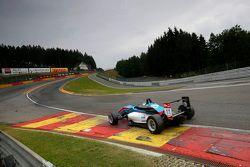 Fabian Schiller, Takımı West-Tec F3, Dallara F312 Mercedes-Benz