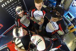 Nissan Motorsports, il team