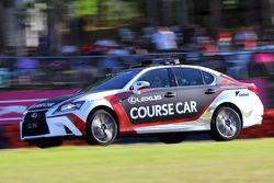 Lexus Course Car