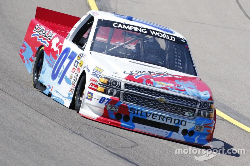 Ray Black jr., SS-Green Light Racing, Chevrolet