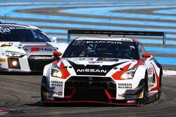 #23 Nissan GT Academy Team RJN Nissan Motorsports GT-R Nismo GT3: Katsumasa Chiyo, Wolfgang Reip, Al