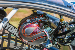 Helmet of Nelson Piquet Jr.