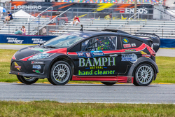 Alex Keyes, Dreyer & Reinbold Racing Ford