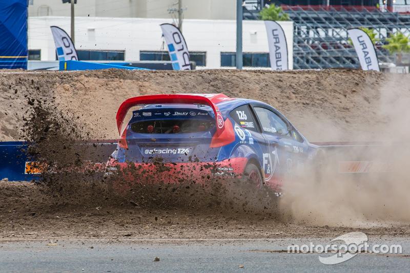 Alejandro Fernández, AF Racing Ford