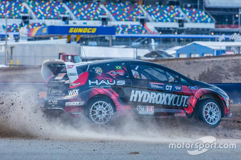 Nelson Piquet Jr., SH Racing Rallycross Ford
