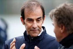 Emanuele Pirro, FIA Delegesi