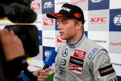 İkinci Felix Rosenqvist, Prema PowerTeam Dallara F312 Mercedes-Benz