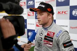 Second place Felix Rosenqvist, Prema Powerteam Dallara F312 Mercedes-Benz