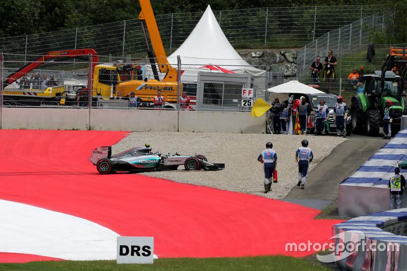 Гран При Австрии, 20 июня. Нико Росберг