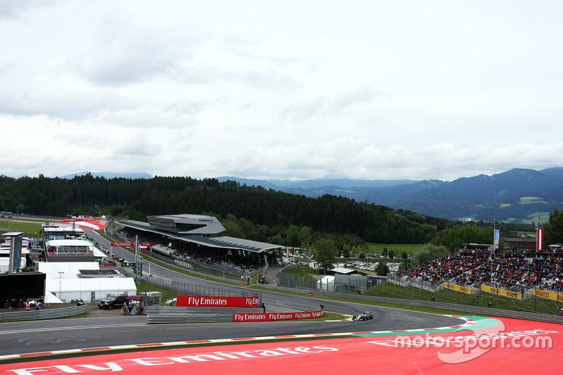 Spielberg / Red Bull Ring (Austria): pole en 2015, 2016 y 2020.